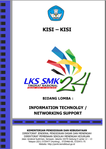 INFORMATION TECHNOLOGY NETWORKING SUPPORT